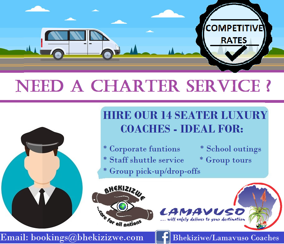 Need a Charter Service